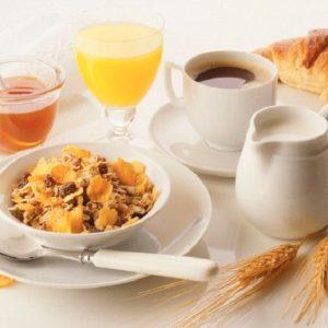 Caffè, zucchero, colazione