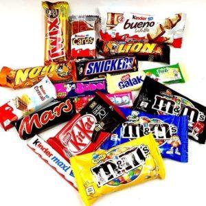 Dolci, cioccolata, snack