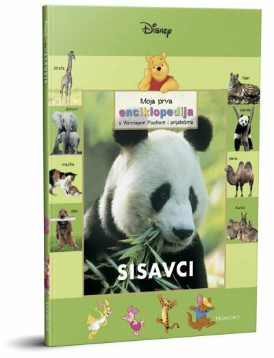 Moja prva enciklopedija - Sisavci
