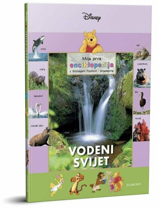 Moja prva enciklopedija s Winniejem Poohom: VODENI SVIJET
