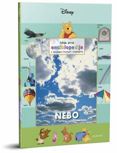 Moja prva enciklopedija s Winniejem Poohom: NEBO