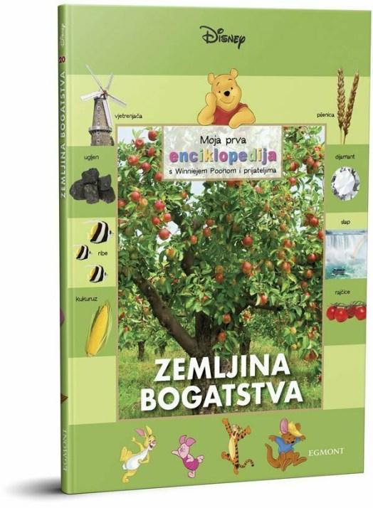 Moja prva enciklopedija s Winniejem Poohom: ZEMLJINA BOGATSTVA