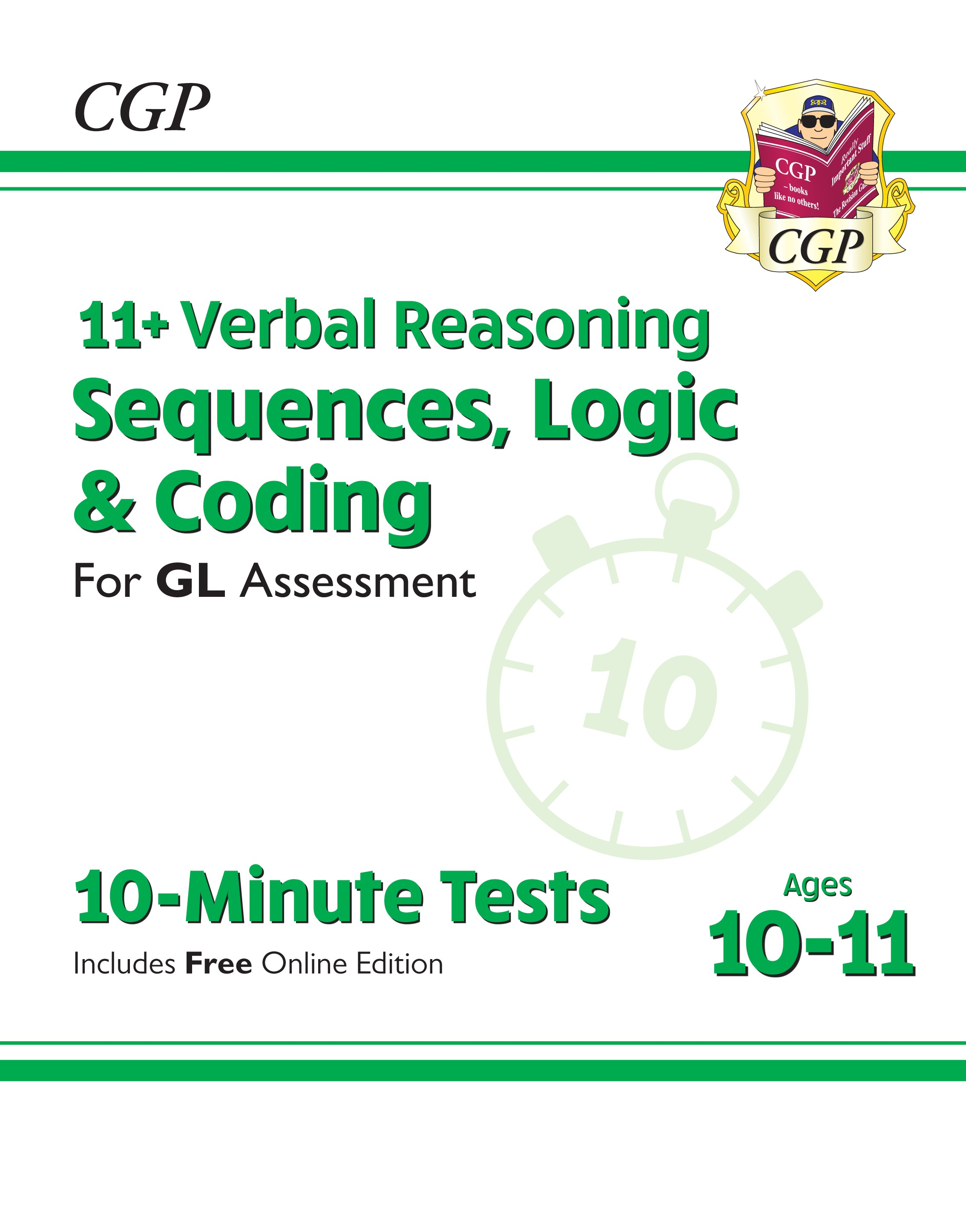 Eleven Plus Exams Gt Verbal Reasoning Gt Cgp