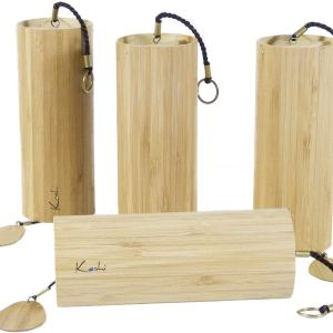 Koshi – Lot de 4, Windspiel, Carillions – Wind Chime