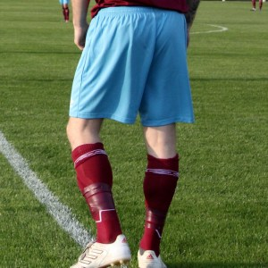 Emley AFC Club Shop - replica shorts and socks