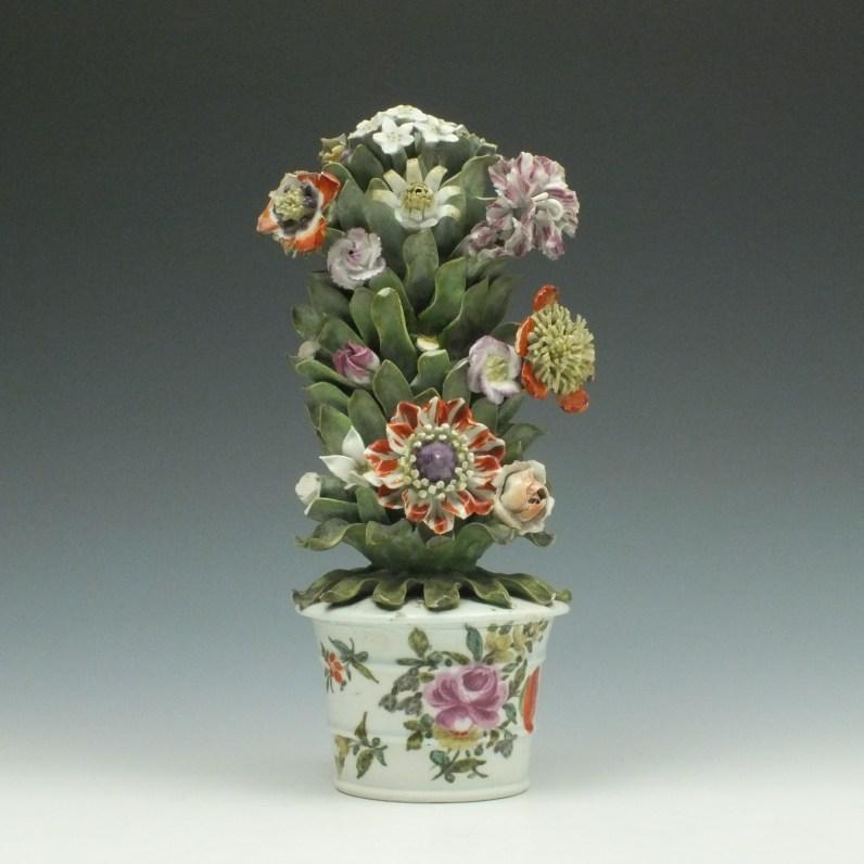 Bow Porcelain Flower Pot c1760-65 (1)