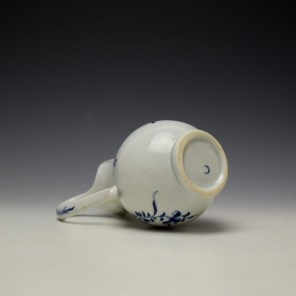Lowestoft Mansifield Pattern Milk Jug c1770-80 (7)