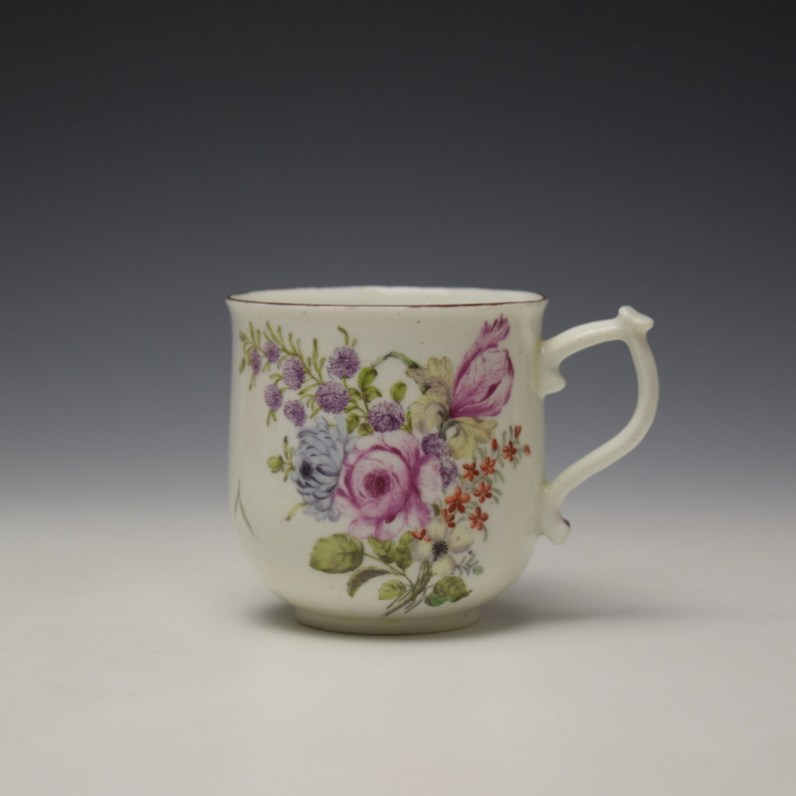 Chelsea Floral Pattern Coffee Cup c1755 (1)