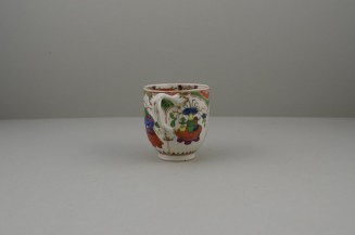 Worcester Porcelain Dragon Pattern Coffee Cup, C1775-85 (5)