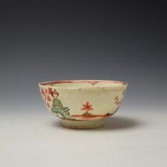 Liverpool John Pennington Mandarin Pattern Small Bowl c1775 (5)