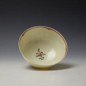 Liverpool John Pennington Mandarin Pattern Small Bowl c1775 (6)