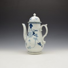 Liverpool Philip Christian Liverbird Pattern Coffee pot and Cover C17765-75 (8)
