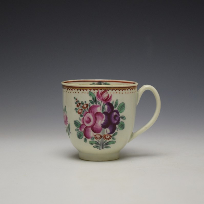 worcester polychrome floral coffee cup c1775 (1)