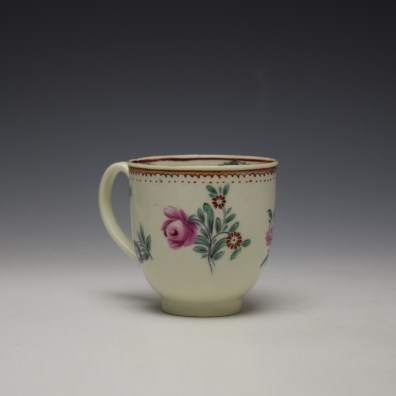worcester polychrome floral coffee cup c1775 (3)