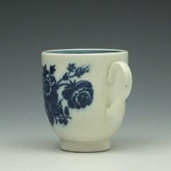 Caughlet Three Flowers Pattern Coffee Cup c1777-99 (5)