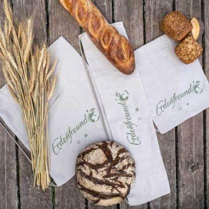 Die nachhaltigsten Brotbeutel
