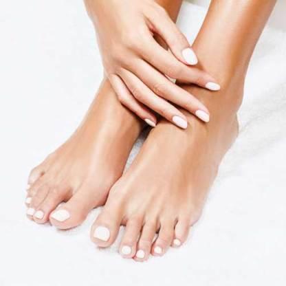 Fußpflege feste Hautcreme