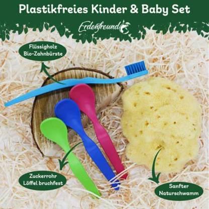 Kinderset plastikfrei