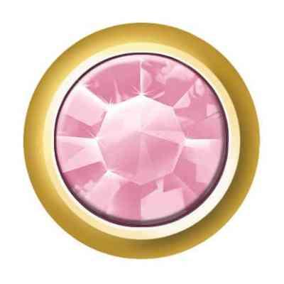 Mini Bezel Set - SWAROVSKI ELEMENTS - Light Rose