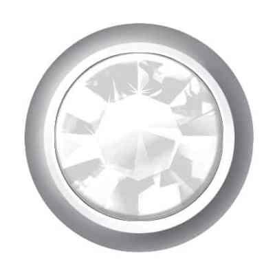 Mini Bezel Set - SWAROVSKI ELEMENTS - Crystal