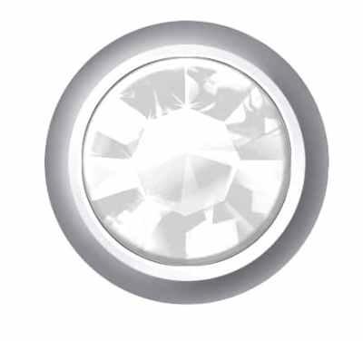 Regular Bezel Set - SWAROVSKI ELEMENTS - Crystal
