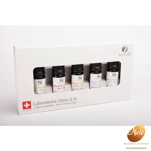 Phyto 5 Phyt'ether Serum kit