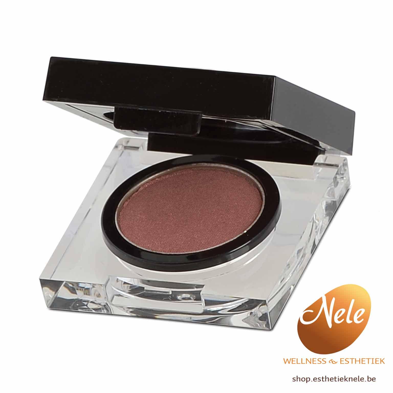 Mineralogie Minerale Make-up Compacte Oogschaduw Wellness-Esthetiek Nele