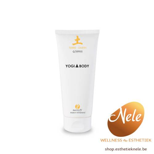 PHYTO 5 Yogi Body Gel aarde earth geel shop Esthetiek Nele