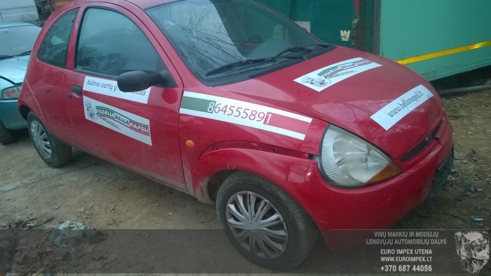 medium resolution of foto 3 ford ka ka 1996 09 1999 09 1997 petrol 1 3