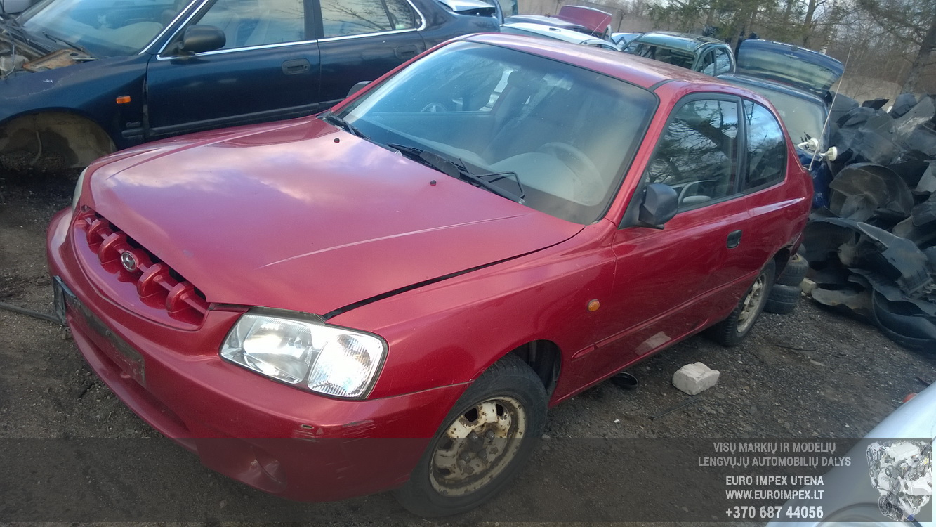hight resolution of foto 1 hyundai accent accent 2000 01 2005 11 2001 petrol 1 3