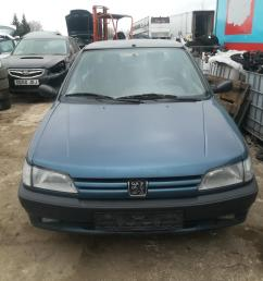 used used engine peugeot 306 1995 1 8l 90eur eis00639877 used parts shop [ 3968 x 2976 Pixel ]