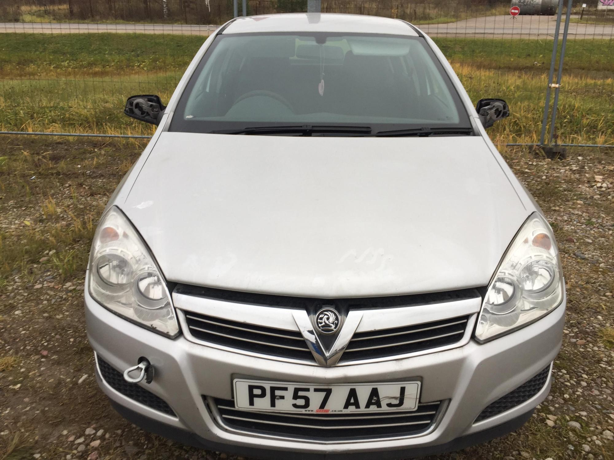 hight resolution of foto 2 opel astra astra h 2004 03 2009 12 2007 petrol