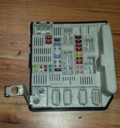 fuse box renault megane 2005 1 6 8200481866  [ 1280 x 720 Pixel ]
