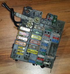 fuse box peugeot 607 2000 2 2l 32eur eis00031327 [ 1280 x 720 Pixel ]