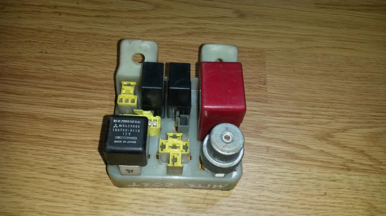 hight resolution of mb629080 fuse box mitsubishi colt 1997 1 5l 14eur eis00038239