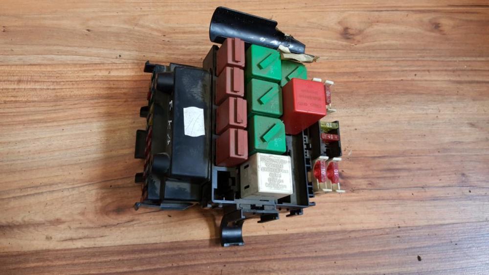 medium resolution of 94fg14a073aa fuse box ford ka 1999 1 3l 14eur eis00052052