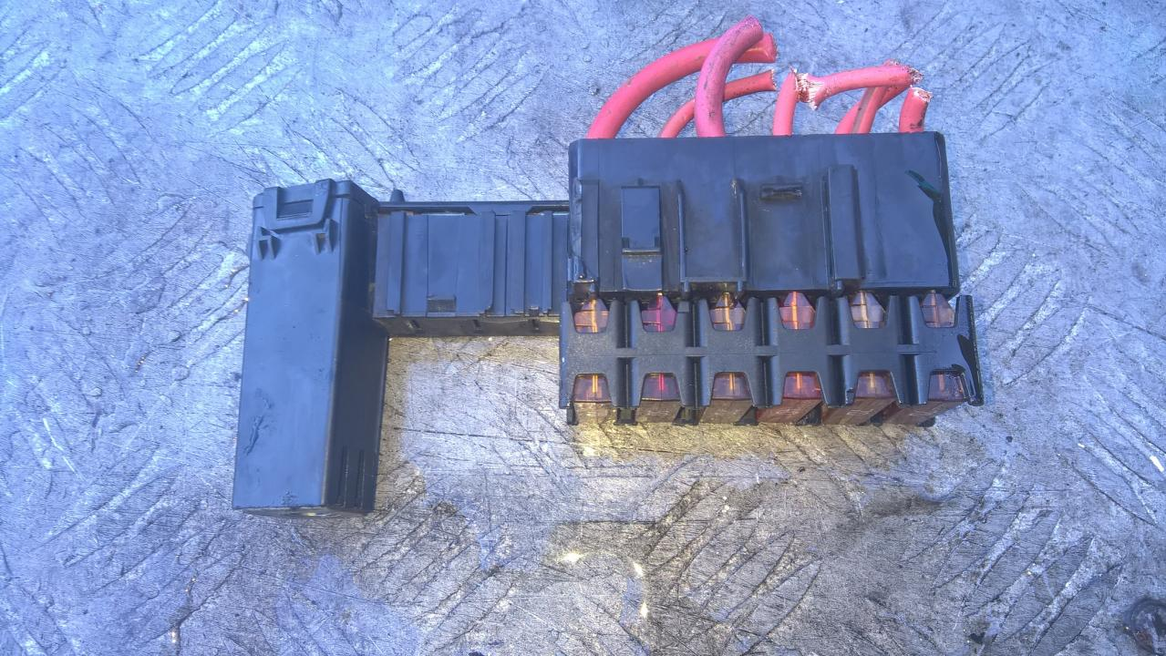hight resolution of 15445991 1544599 1 fuse box renault scenic 2005 1 6l 6eur eis00096014