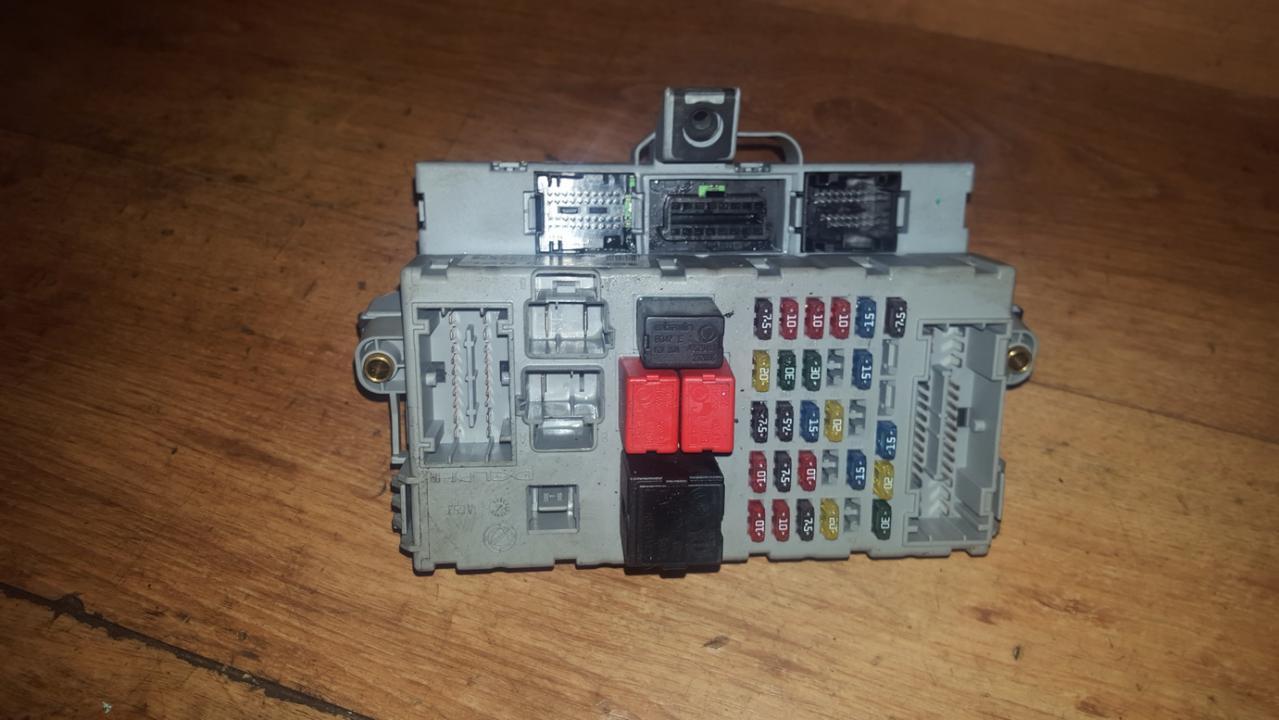46812228npl 46812228 fuse box fiat punto 2002 1 2l 25eur eis00097815 [ 1279 x 720 Pixel ]