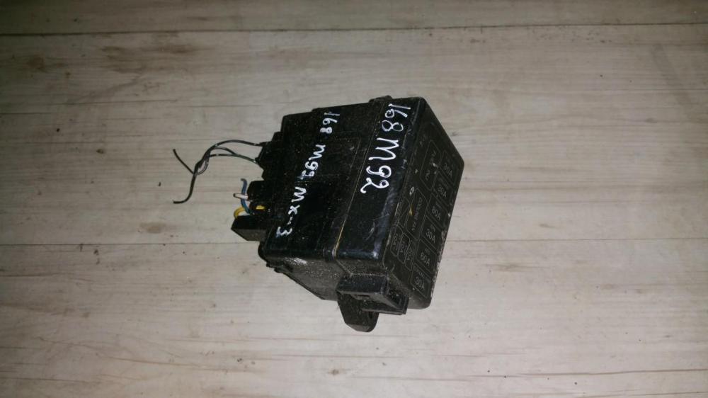 medium resolution of fuse box mazda mx 3 1991 1998