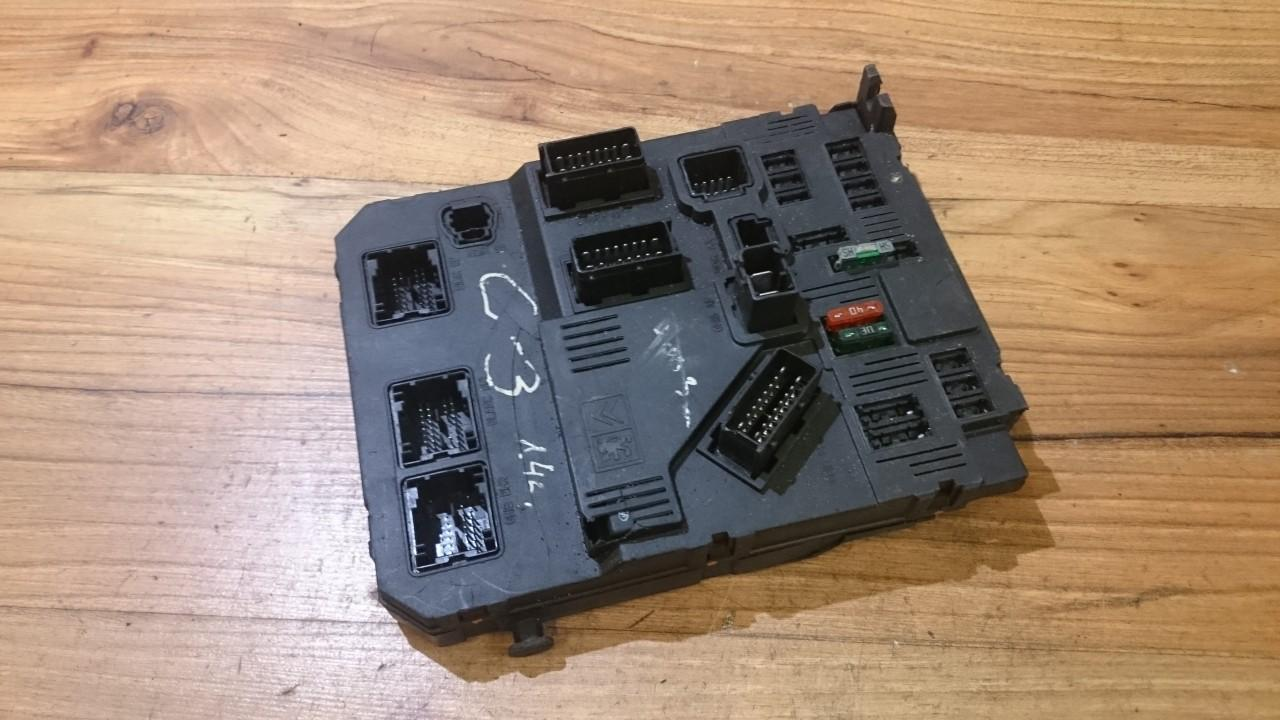 hight resolution of nera fuse box citroen c3 2003 1 4l 30eur eis00133082