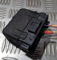 fuse box renault scenic 2003 06 2006 06 [ 1280 x 720 Pixel ]