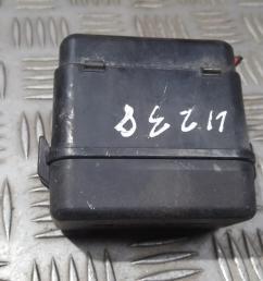 fuse box toyota avensis verso 2001 08 2009 11 [ 1280 x 720 Pixel ]