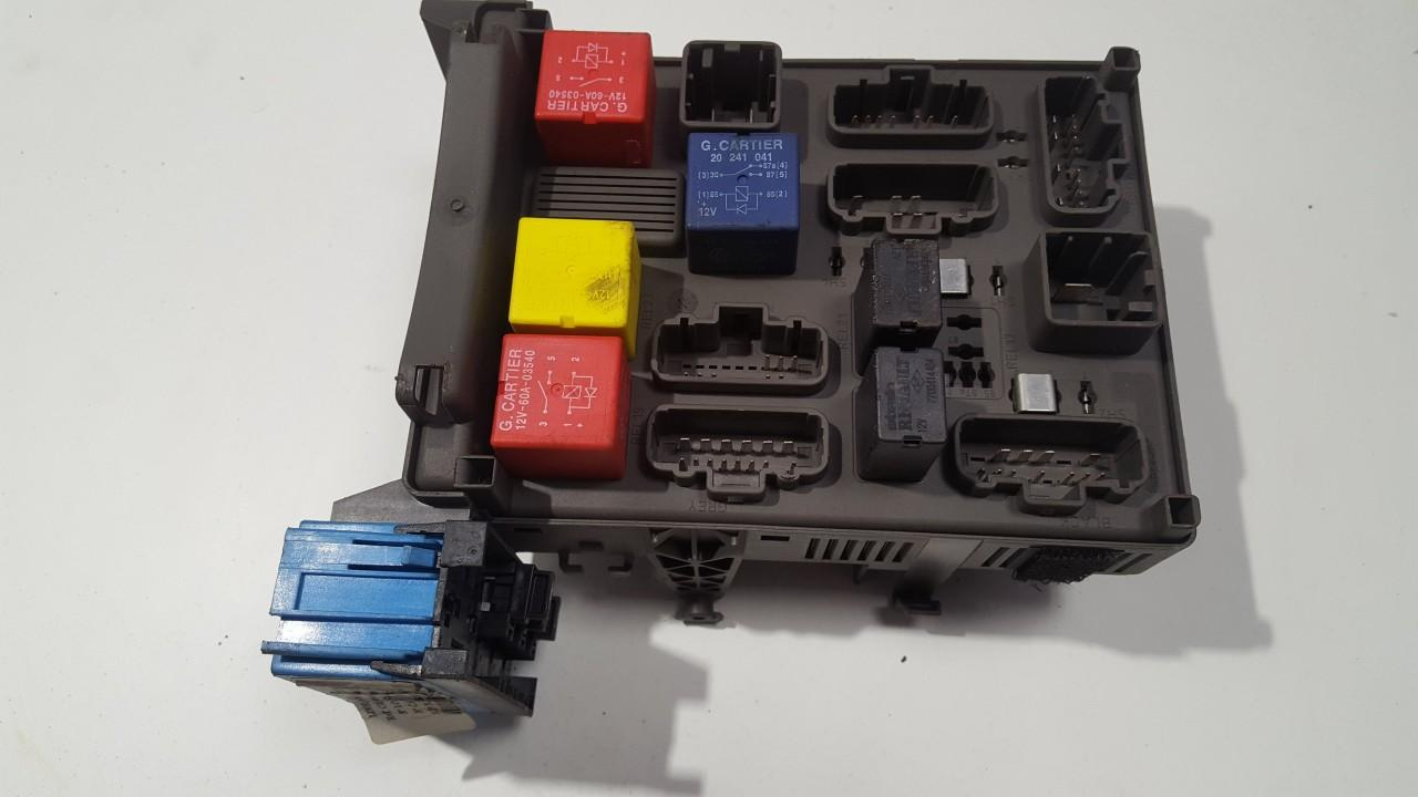 hight resolution of 820148809 8200004201 fuse box renault espace 2003 2 2l 27eur eis00570840