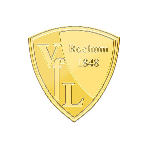 pin logo gold