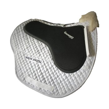 Majyk Impact Non Slip Jump Pad - Wither Relief white