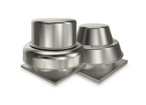 downblast roof ventilators fantech