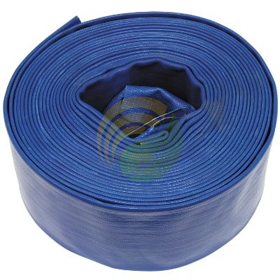 Blue Royal PVC Discharge Hose