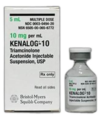 Kenalog Injection   FarmVet