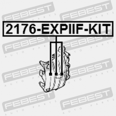 REPAIR KIT, FRONT CALIPER PISTON (FRONT) (FORD, LINCOLN