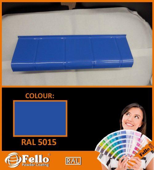 farba proszkowa ral 5015